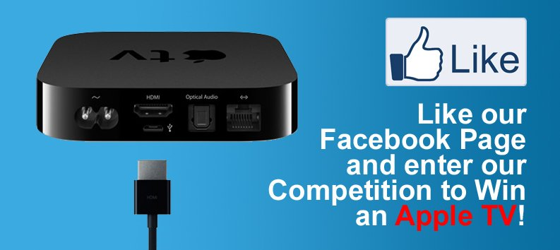 Apple TV Competition