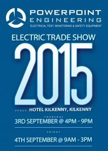 AECI Electrical Trade Show 2015 Kilkenny