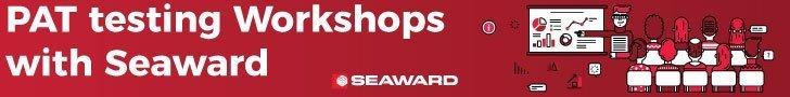 FREE PAT Testing Workshop with Seaward